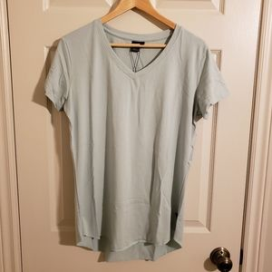 Wooly Doodle Ladies Lounge Vee Tshirt Made in Canada Size XL